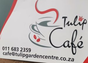 New Cafe at Tulip